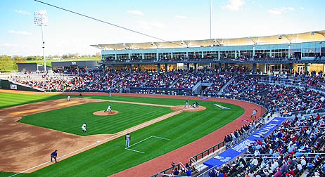 Arvest Ballpark – page 2 – BaseballParks com