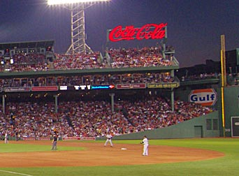 Fenway Looking Good At 100 Baseballparks Com